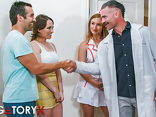 PURGATORYX Fertility Clinic Vol 1 Part 1 with Lily increased by Skylar